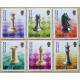 Jersey 2004. Seria 6 znaczków ( ZN-29 )