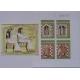 Sahara 1995. Blok + arkusik 4 znaczki. ( ZN-3 )