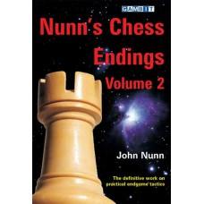 "Nunn J. "" Nunn's Chess endings cz.2 "" ( K-3366/2 )"
