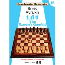 Grandmaster Repertoire 1B - The Queen's Gambit by Boris Avrukh (K-5131/1B)