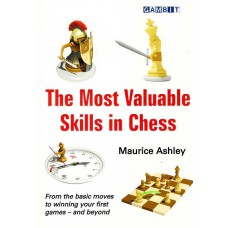 """M.Ashley """" The most valuable skills in chess """" (K-503)"""