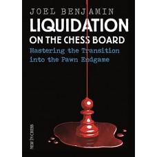 "J.Benjamin ""Liquidation on the chess board"" ( K-3673)"
