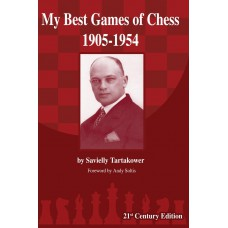 "G. Savielly Tartakower  ""My Best Games of Chess 1905-1954"" ( K-3671)"