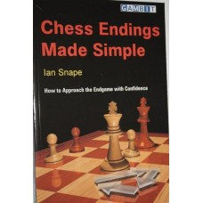 "I.Snape  "" Chess endings made simple"" (K-762/ms)"