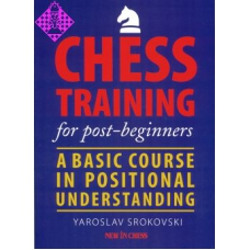 "J.Srokowski ""Chess Training for post-beginners"" (K-3642)"