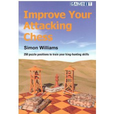 "S.Williams "" Improve your attacking chess "" ( K-3296/iya )"