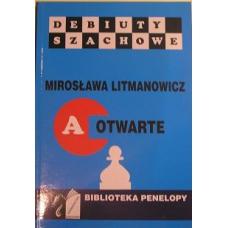 """M. Litmanowicz """"Jak rozpocząć partię szachową"""" cz. A ( K-10/A )"""