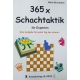 """""""365 x taktyka szachowa dla ekspertów"""" Heinz Brunthaler (K-2090)"""