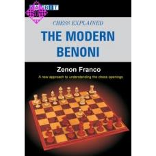 """Z. Franco """"Nowoczesny Benoni""""-(K-2105)"""