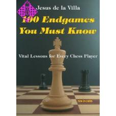 """100 końcówek które musisz znać"" Jesus de la Villa (K-3027)"