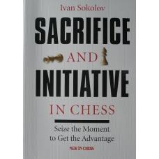 """I.Sokołow """" Poświęcenie i inicjatywa w szachach """" (K-3114/si)"""