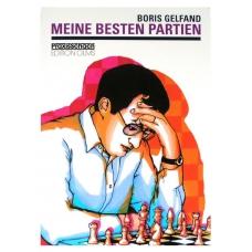 """Borys Gelfand """"Moje najlepsze partie"""" (K-3205)"""