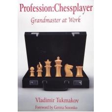 "Tukmakow W. ""Profesja : Szachista"" (K-3247/a)"