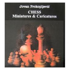"""J. Prokopljević """"Szachowe miniatury i karykatury"""" (K-3253)"""