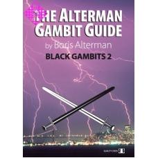 """Alterman B. """" Przewodnik Altermana po Gambitach dla czarnych.Cz. 2 """" ( K-3324/cz/2 )"""