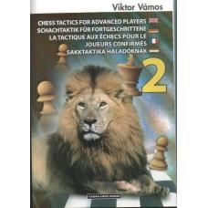"""Vamos V.""""Taktyka szachowa dla zaawansowanych cz.2 """" ( K-3381/2z )"""