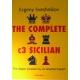 """am E.Swiesznikow """"Kompletna Obrona Sycylijska po 2.c3.Wariant Alapina od super eksperta"""" (K-3383)"""