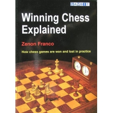 """Franco Z. """"Zwycięskie szachy """" ( K-3409 )"""