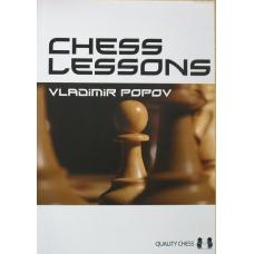 """Popow V. """" Lekcje szachów """" ( K-3422 )"""