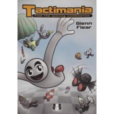 """Flear G. """" Tactimania-znajdź wygrywającą kombinację """" ( K-3438 )"""