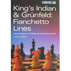 "Janjgava L."" King's Indian & Grunfeld : Fianchetto Lines "" ( K-3450/k-ind)"