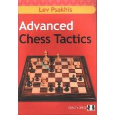 """L.Psakhis """" Zaawansowana taktyka szachowa """" ( K-3455 )"""