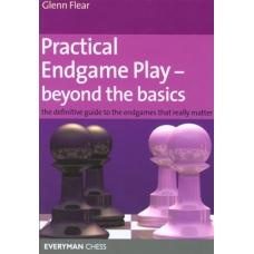 """""""Praktyczna gra końcowa - ciężkie i lekkie figury"""" Glenn Flear (K-3457)"""