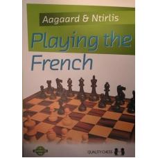 """Aagaard J.,Ntirlis N. """"Gramy obronę Francuską"""" (K-3470/fr)"""