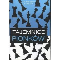 """"""" Tajemnice pionków cz.1 """" A.Aleksandrow, S.Dawidiuk ( K-3482/1 )"""