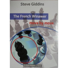 "Giddins S. "" Obrona Francuska system Winawera ""  ( K-3526/fw )"