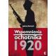"""Jędrzej Giertych """" Wspomnienia ochotnika 1920"""" ( K-3531 )"""
