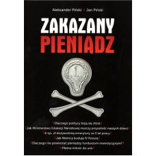"""Aleksander Piński, Jan Piński """"Zakazany Pieniądz"""" ( K-3532 )"""