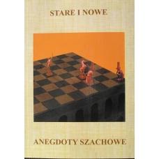 """J.Przewoźnik """" Stare i nowe anegdoty szachowe"""" ( K-3546 )"""
