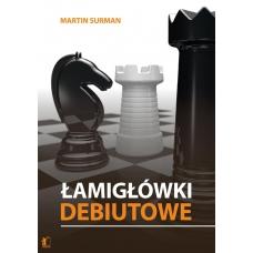 """Martin Surman """" Łamigłówki debiutowe"""" ( K-3620 )"""