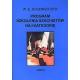 """Goleniszczew """"Program przygotowania szachistów na kat.I"""" (K-386/I)"""