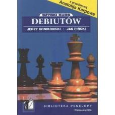 """J. Konikowski, J. Piński """"Szybki kurs debiutów"""" (K-451)"""