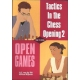"Nijboer Friso & Geert van der Stricht ""Tactics In the Chess Opening 2.Open games"" (K-673/2)"