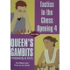 """Nijboer Friso & Geert van der Stricht """"Tactics In the Chess Opening 4. Queen's Cambits, Trompowsky & Torre"""" (K-673/4)"""