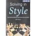 """J.Nunn """"Solving in style"""" ( K-733/sol)"""