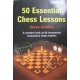 "Giddins Steve ""50 Essential Chess Lessons"" (K-739)"