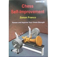 """Franco Zenon """" Chess Self-Improvement """" ( K-743 )"""