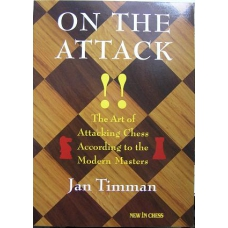 "Timman Jan "" On the Attack""  ( K-745 )"
