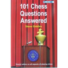 """Giddins S. """" 101 odpowiedzi na pytania szachowe"""""""