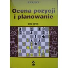 """Max Euwe """" Ocena pozycji i planowanie"""" ( K-796 )"""