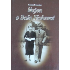 "G. Sosonko ""Najen o Salo Flohrovi""-(K-958)"