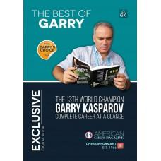 DVD - The Best of Garry - 13th World Champion complete career at a glance (P-0027)