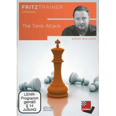 Simon Williams: The Torre Attack: FritzTrainer Opening (P-0049)