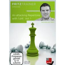 Nicholas Pert - Attacking Repertoire with 1.d4! Część 1 (P-0055)