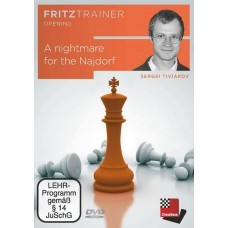 A Nightmare for the Najdorf: FritzTrainer Opening - Sergey Tiviakov (P-0064)