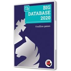 Big Database 2020: Powyżej 8 milionów partii szachowych (P-0069)